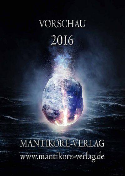 Mantikore Verlagsprogramm 2016