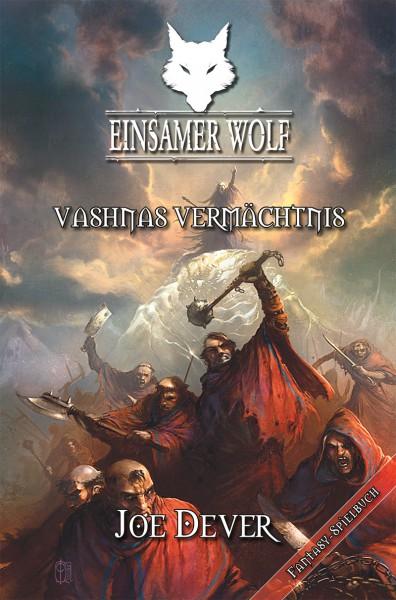Der Einsame Wolf 16: Vashnas Vermächtnis