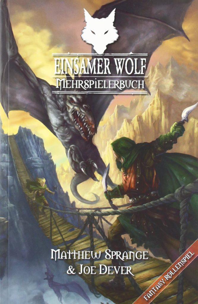 Joe Dever, Matthew Sprange - Einsamer Wolf Mehrspielerbuch 1: Grundregeln