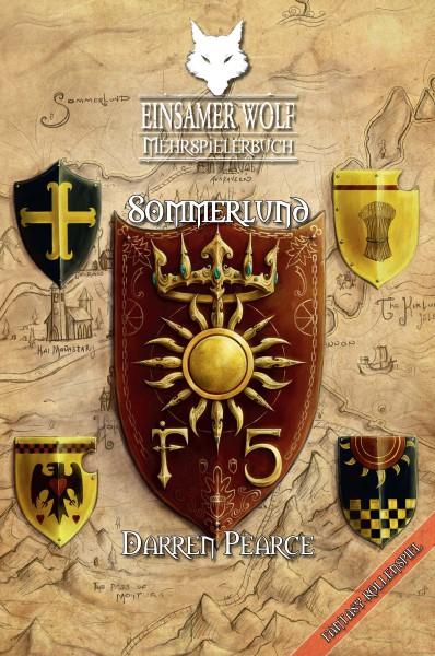 Joe Dever, Matthew Sprange - Einsamer Wolf Mehrspielerbuch 4: Sommerlund
