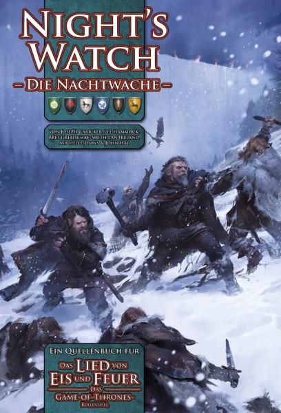 Robert J. Schwalb - Das Lied von Eis und Feuer: Nachtwache