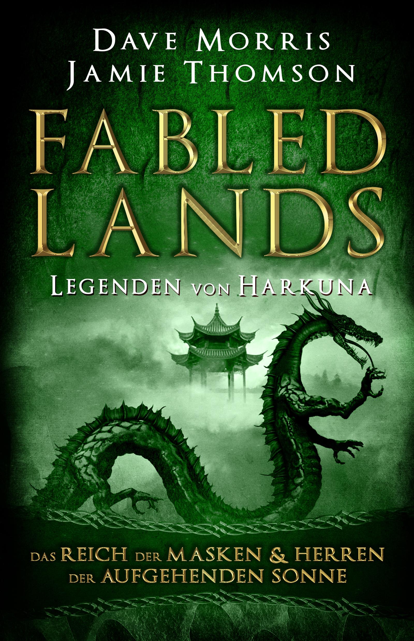 Fabled Lands 3 erschienen