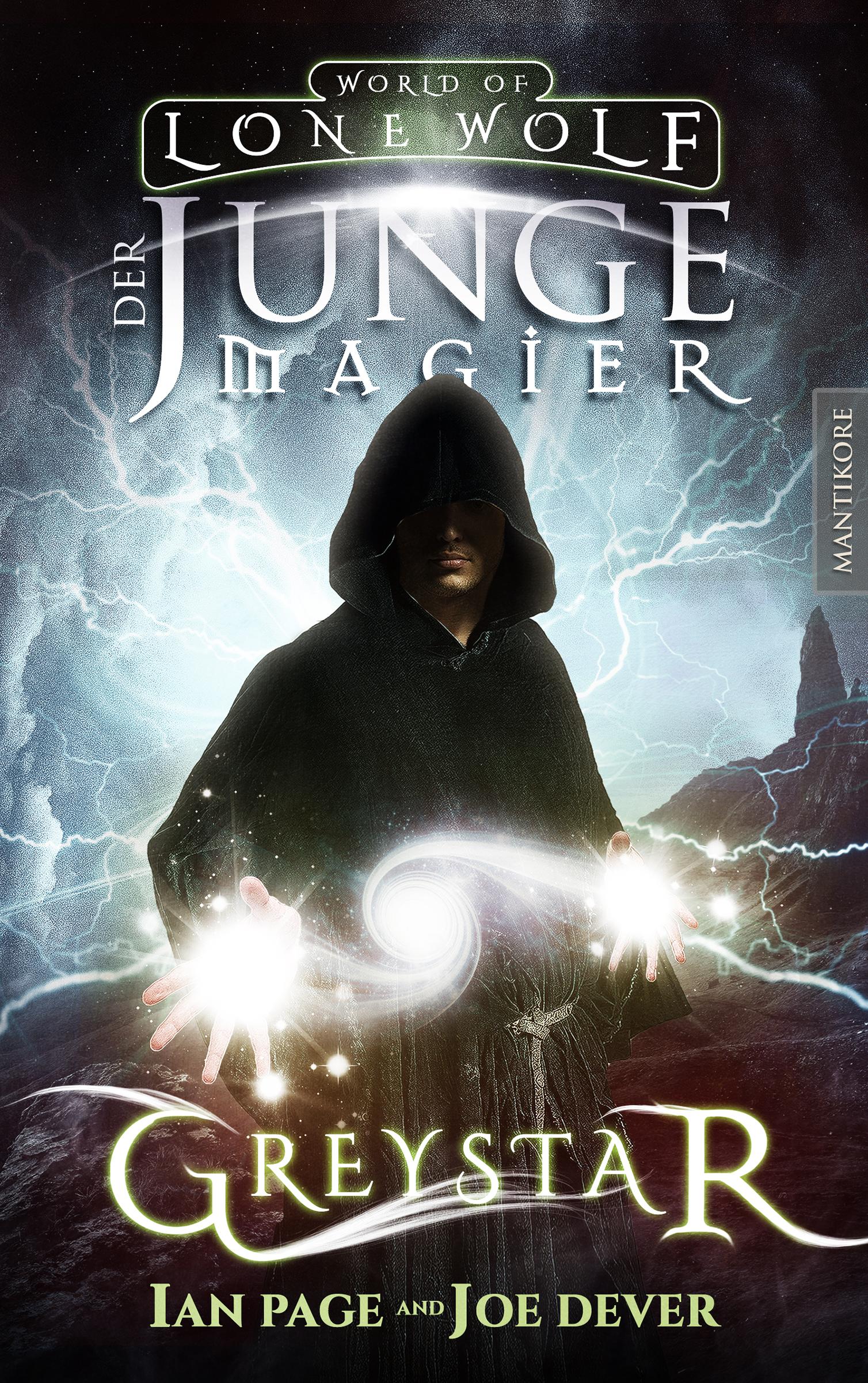Greystar 1 – Der junge Magier