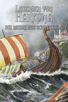Legenden von Harkuna 3 – Die Meere des Schreckens