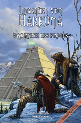 Legenden von Harkuna 4 – Das Reich des Frostes
