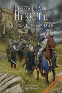 Legenden von Harkuna 1 – Das Reich des Krieges