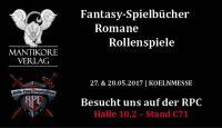 Die Roleplay Convention 2017 beginnt