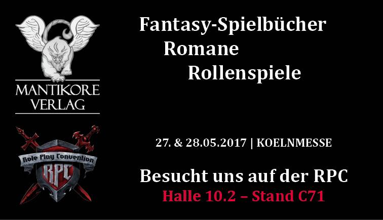 Die Roleplay Convention 2017 beginnt