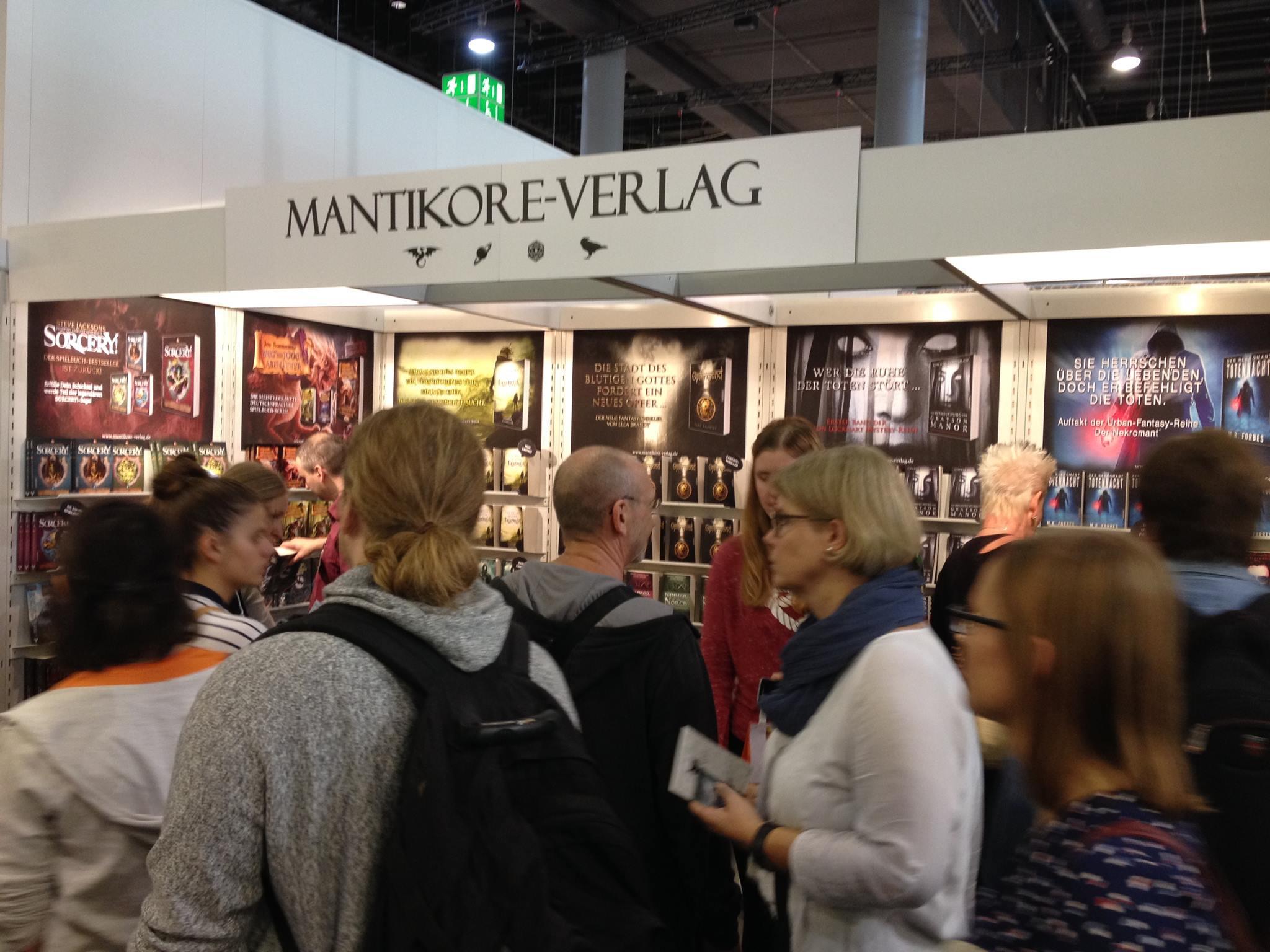 Das war die Frankfurter Buchmesse 2017